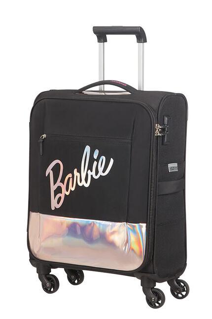 Modern Glow Barbie Resväska med 4 hjul 55cm