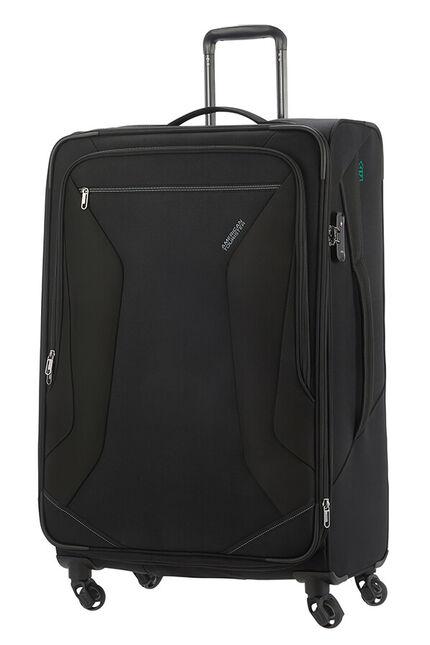 Eco Wanderer Expanderbar resväska med 4 hjul 79cm