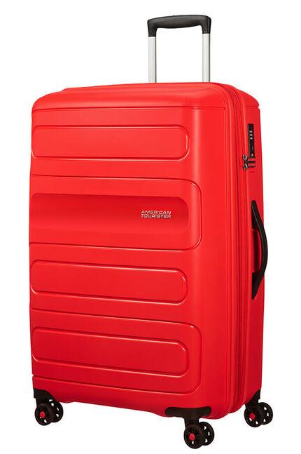 Sunside Expanderbar resväska med 4 hjul 77cm
