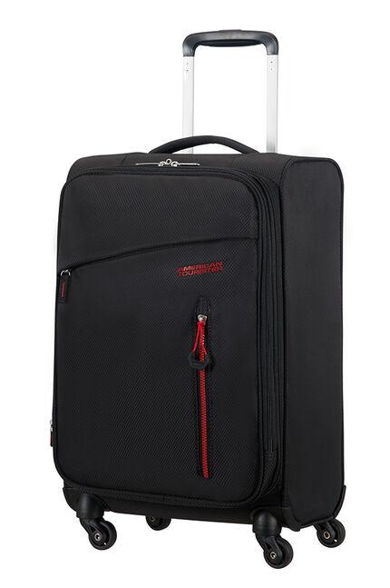 Litewing Expanderbar resväska med 4 hjul 55cm