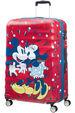 Wavebreaker Disney Resväska med 4 hjul 77cm Minnie Loves Mickey