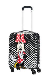 American Tourister Disney Legends Spin.55 20 Alfatwist 2.0 55cm Minnie  Mouse Polka Dot d077bd30415a7