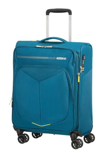 Summerfunk Expanderbar resväska med 4 hjul 55cm