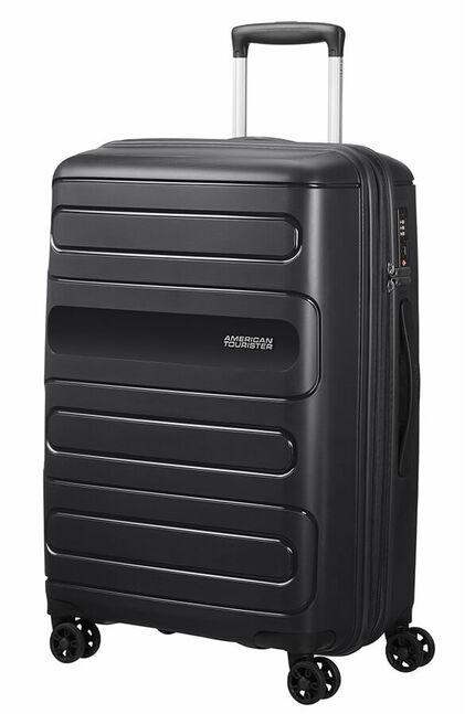 Sunside Expanderbar resväska med 4 hjul 68cm